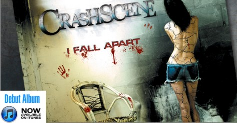 Crashscene Debut Album