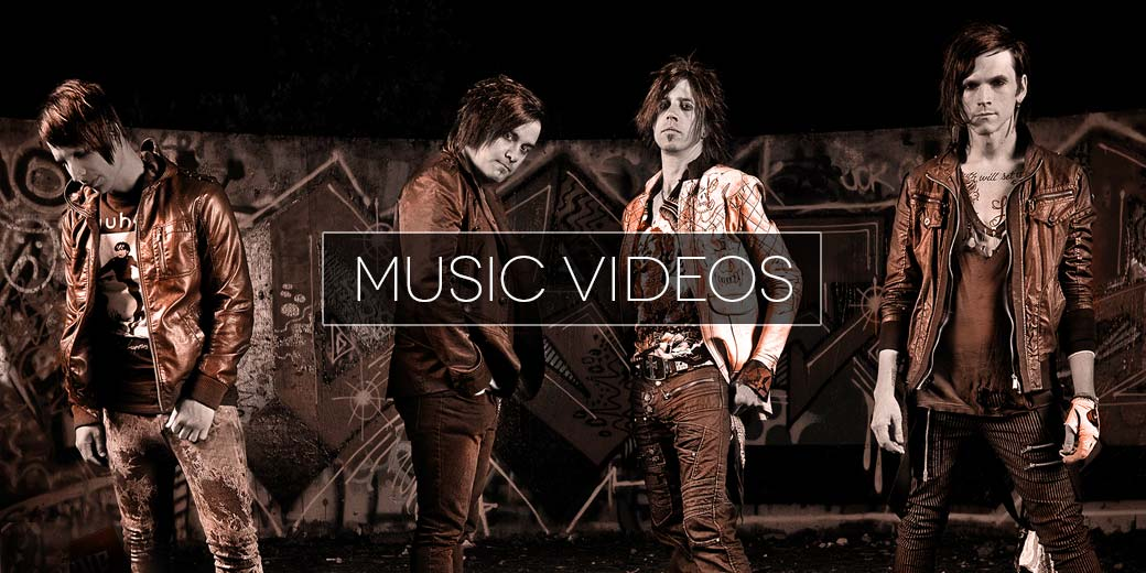WE PRODUCE MUSIC VIDEOS